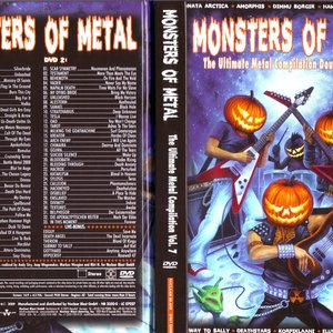 Image for 'Monsters Of Metal'