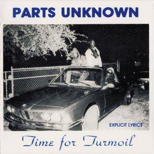 Immagine per 'Parts Unknown'