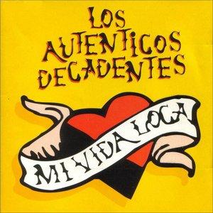Image for 'Los Auténticos Decadentes'