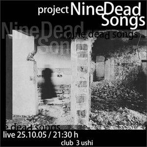 Image for 'Nine Dead Songs'