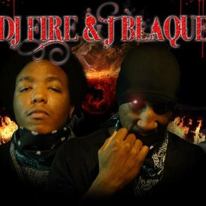Image for 'DJ Fire & J Blaque'