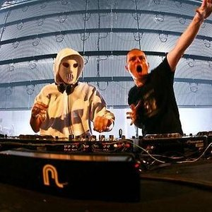 Immagine per 'Outblast & Angerfist'