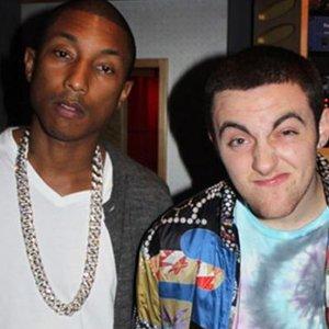 Image for 'Mac Miller x Pharrell'