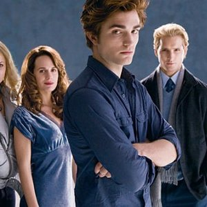 Image for 'Kristen Stewart; Robert Pattinson; Billy Burke; Peter Facinelli; Elizabeth Reaser; Cam Gigandet; Nikki Reed'