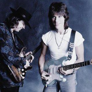 Bild für 'Stevie Ray Vaughan & Jeff Beck'