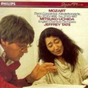 Image for 'English Chamber Orchestra, Jeffrey Tate & Mitsuko Uchida'