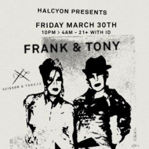 Image for 'Frank & Tony'