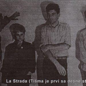 Bild für 'La Strada'