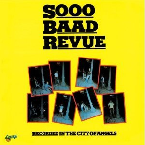 Image for 'Sooo Baad Revue'