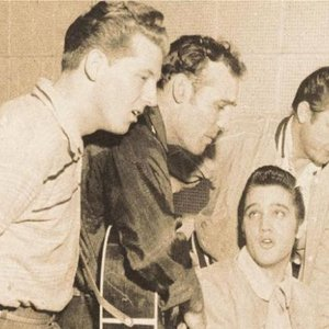 Immagine per 'Elvis Presley, Carl Perkins, Jerry Lee Lewis & Johnny Cash'