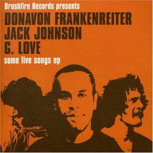 Image pour 'G. Love, Jack Johnson & Donavon Frankenreiter'