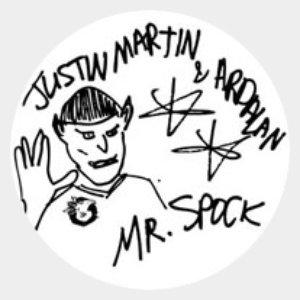 Image for 'Justin Martin & Ardalan'