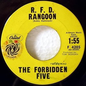 Image for 'Forbidden five'