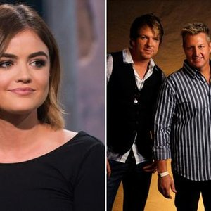 Image for 'Rascal Flatts & Lucy Hale'