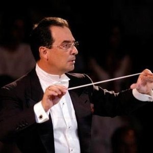 Image for 'Maria Farantouri; Alexandros Myrat: Choir Of Ert, Traditional Instruments Ensemble'
