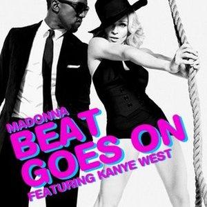 Immagine per 'Madonna (Feat. Kanye West)'