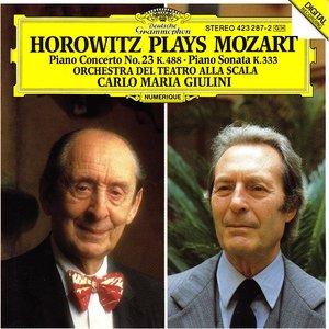 Image for 'Vladimir Horowitz; Carlo Maria Giulini: Orchestra Of La Scala Milan'