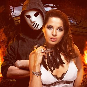 Image for 'Angerfist & Miss K8'