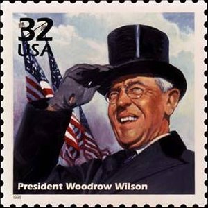 Image for 'Woodrow Wilson'