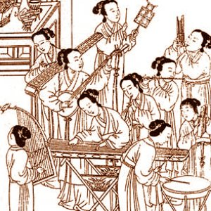 Imagem de 'Chinese Traditional Music'
