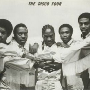 Image for 'The Disco Four'