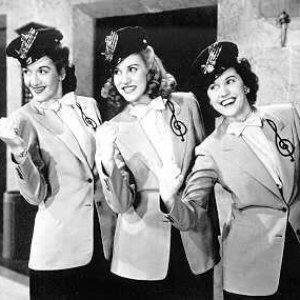 Image for 'The Andrews Sisters'