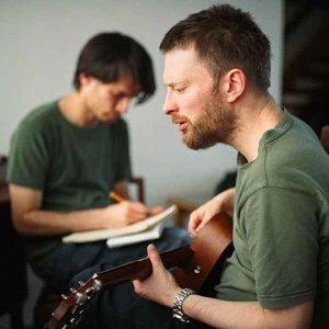 Image for 'Thom Yorke & Jonny Greenwood'