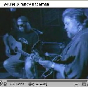 Imagen de 'Neil Young & Randy Bachman'