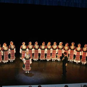 Image for 'Bulgarian State Radio and Television Female Vocal Choir'
