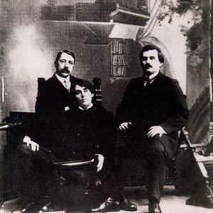 Imagem de 'Mikhail Matiushin, Alexei Kruchenykh & Kazimir Malevich'