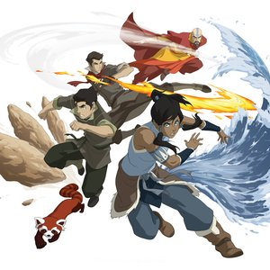 Image for 'Avatar: The legend of Korra'