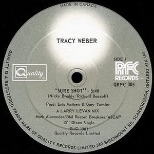 Image for 'Tracy Weber'