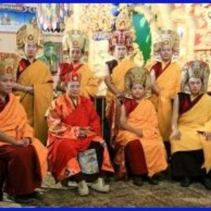 Image for 'Sherab Ling Monastery Monks'