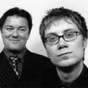 Image for 'Ricky Gervais and Stephen Merchant'