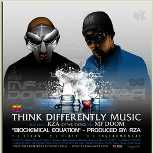 Image for 'MF Doom, RZA & Think Differently'