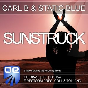 Image for 'Carl B & Static Blue'