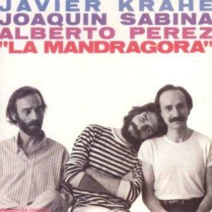 Imagen de 'Javier Krahe, Joaquín Sabina y Alberto Pérez'