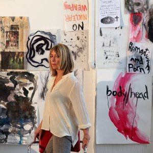 Image for 'Kim Gordon, Ikue Mori'