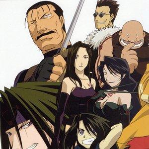 Bild für 'Envy (Yamaguchi Mayumi), Wrath (Mizuki Nana), Lust (Satou Yuuko), Fuhrer'