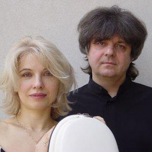 Image for 'Natalia Khoma, cello & Volodymyr Vynnytsky, piano'