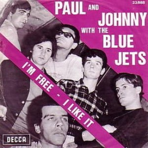 Image for 'Paul & Johnny with the Blue Jets'