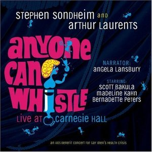 Image for 'Anyone can whistle (1995 Carnegie Hall concert cast)'