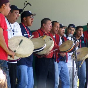 Image pour 'Northern Cree Singers'