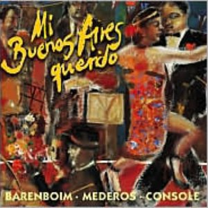 Image for 'Barenboim, Mederos, Console'