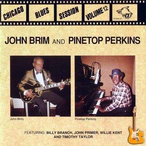 Image for 'John Brim & Pinetop Perkins'