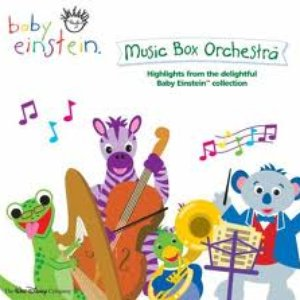 Image pour 'The Baby Einstein Music Box Orchestra'