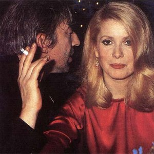 Image for 'Serge Gainsbourg & Catherine Deneuve'