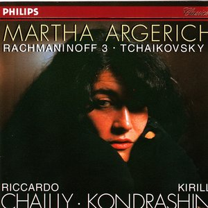 Image for 'M.Argerich, Chailly, RSO Berlin'