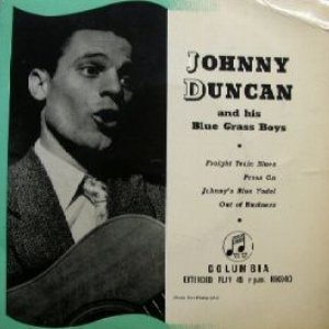 Image for 'Johnny Duncan & His Blue Grass Boys'
