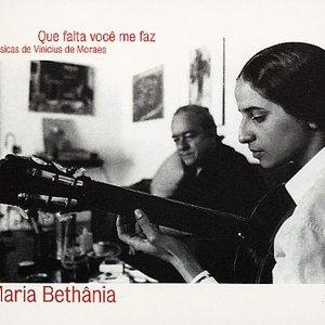 Image for 'Vinicius de Moraes y Maria Bethânia'